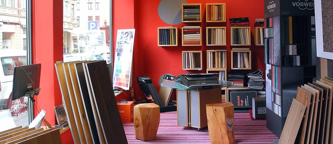 Bild von Parkett-Gruhle Ausstellung in Detmold, Paulinenstraße