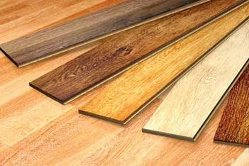 Bild von Parkett-Gruhle Holzarten